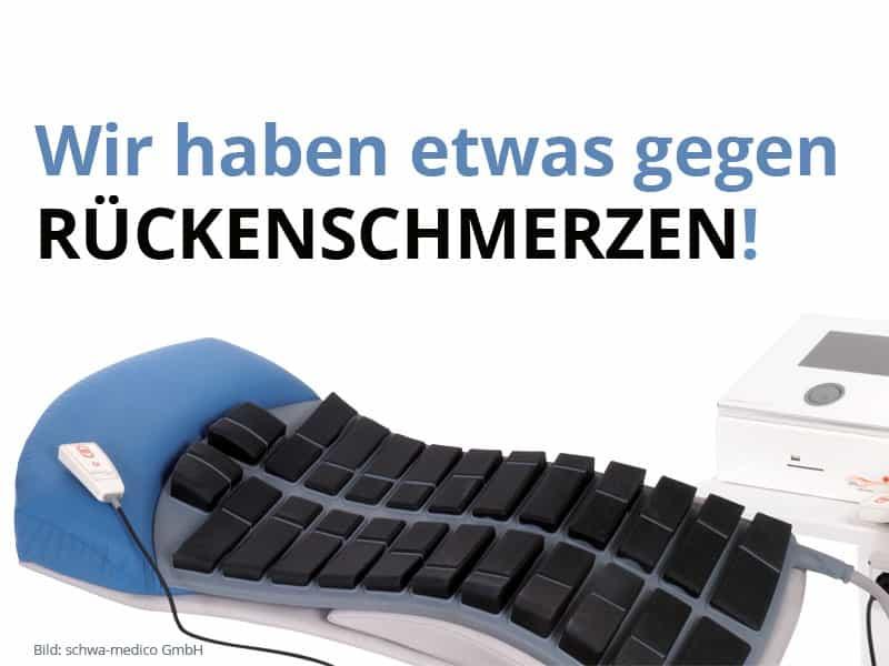 Rückenschmerzbehandlung Dresden